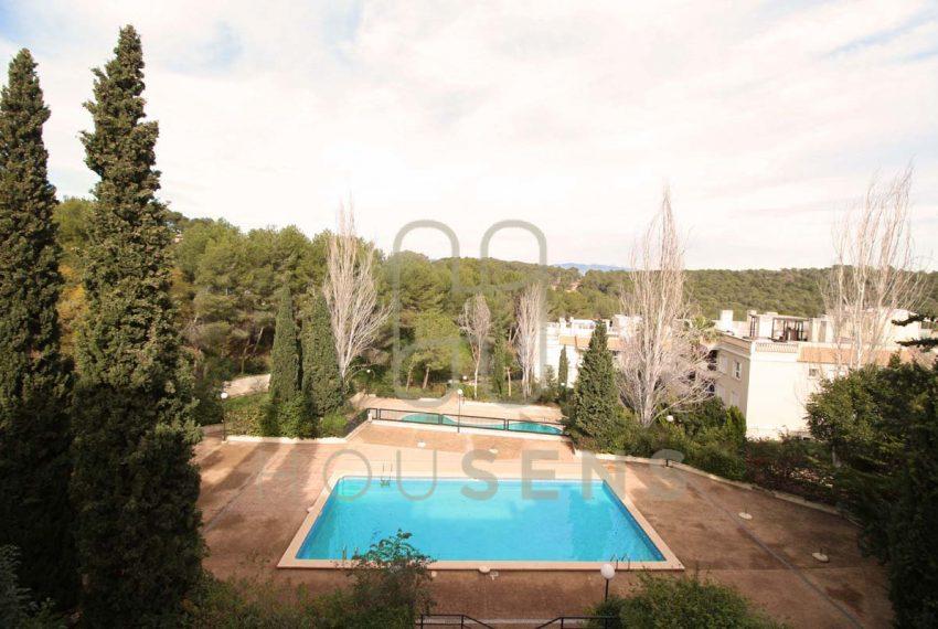Atico en la bonanova con piscinas parking y solarium (46)